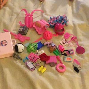 Barbie accessories